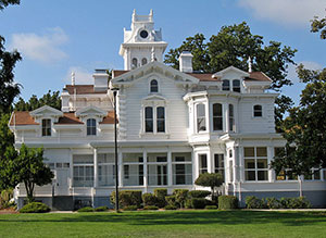 Meek Mansion in Hayward