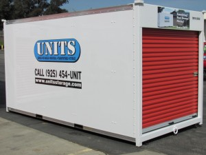 Home Remodel Storage at your Dublin CA home