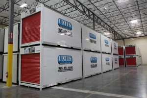 UNITS' State of the art facility keeps your storage safe and dry
