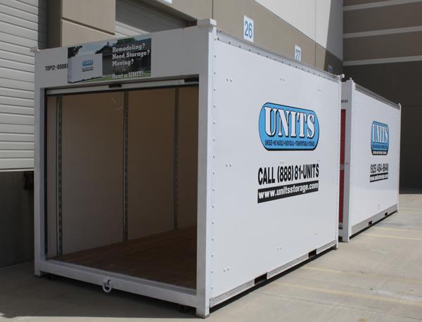 Transportable storage units
